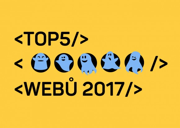 TOP 5 BlueGhost webů 2017