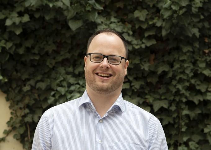 CEO BlueGhostu Pavel Weber