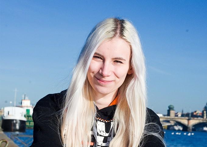 Programátorka Modrého ducha Tereza Ausficírová