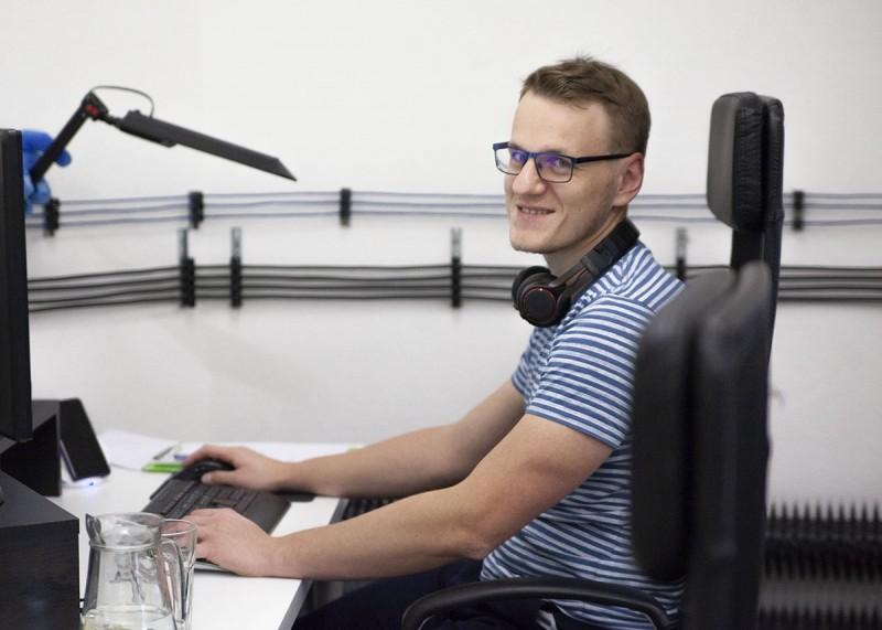 """Programátor Jakub Štefan: """"Dobrý kód jde číst jako kniha"""""""