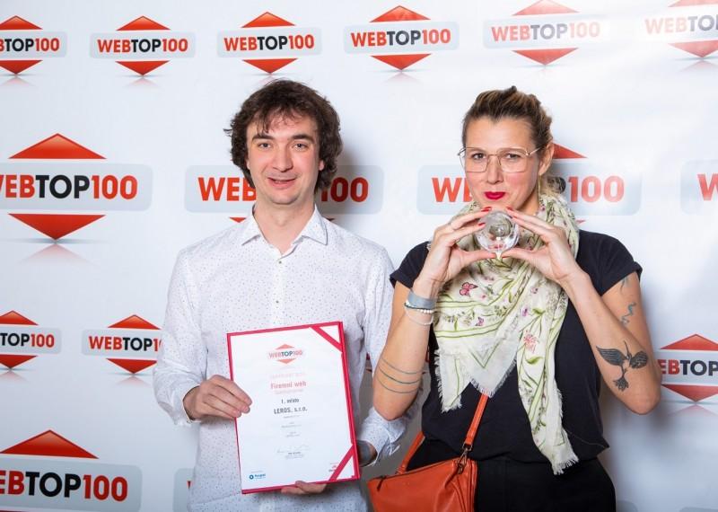 Jak vypadají nejlepší české weby za rok 2019? BlueGhost je 3. nejúspěšnější agenturou v ČR