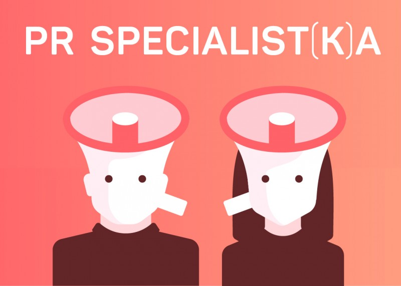 Nabídka práce: Hledá se komunikační mág / PR kouzelnice