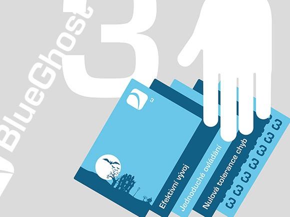 BlueGhost 3: tři trumfy pro práci s webem